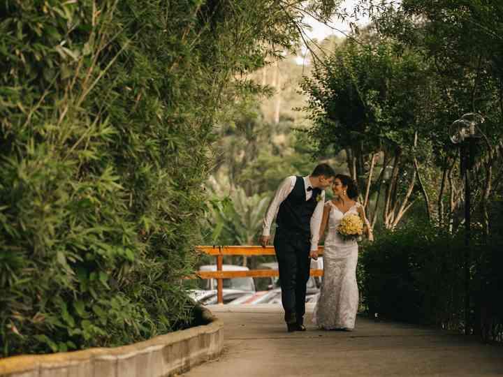 O casamento de Milena e Renan