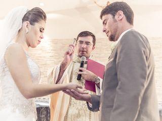 O casamento de Valérya e Cleber