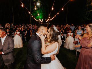 O casamento de Leticia e Carlos Alberto