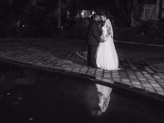 O casamento de Edson e Eliane