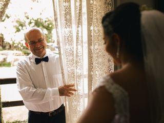O casamento de Milena e Renan 3