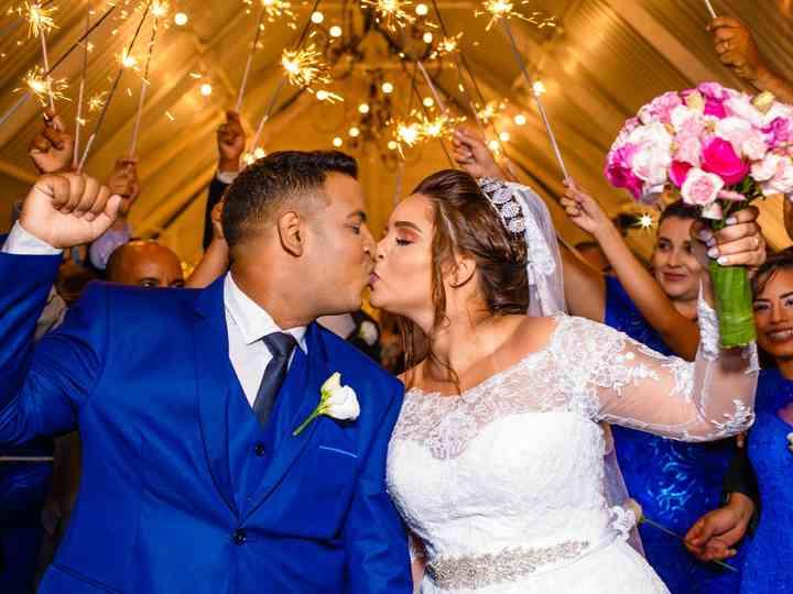 O casamento de Danielly e Clayton