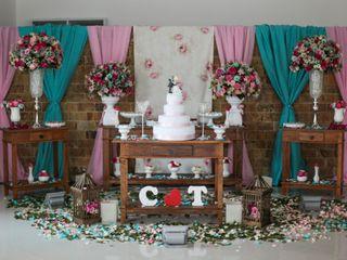 O casamento de Tania e Cicero 2
