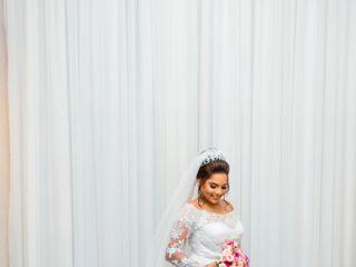 O casamento de Danielly e Clayton 1