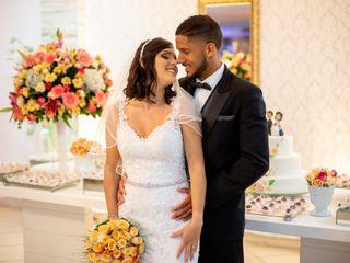 O casamento de Brena  e João Vitor