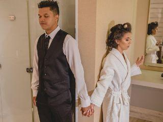 O casamento de Eloísa e Max 1