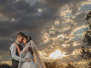 O casamento de Eloísa e Max