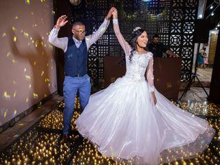 O casamento de Jarisson e Marcia