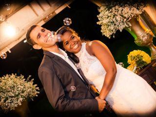 O casamento de Elaine e Ramon