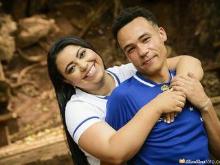O casamento de Karine e Thiago 3