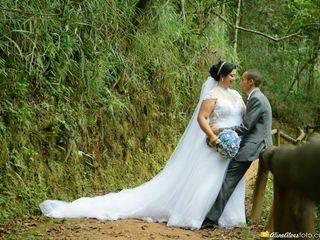 O casamento de Karine e Thiago