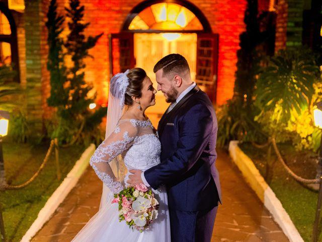 O casamento de Amanda e William