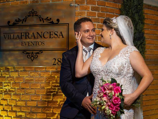 O casamento de Vivian e Henri