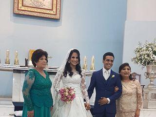 O casamento de Daniella e Marco Antonio 1