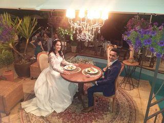 O casamento de Daniella e Marco Antonio