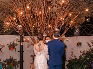O casamento de Iris e Gleydson
