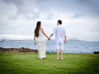 O casamento de Manuela e Andre 3