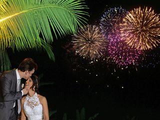 O casamento de Manuela e Andre