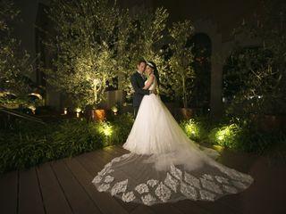 O casamento de Amanda e Iago