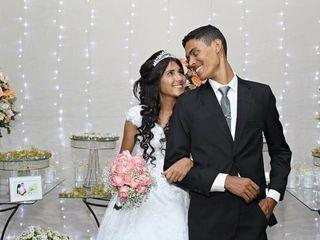 O casamento de Aline  e Abner  2