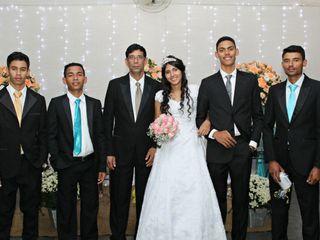 O casamento de Aline  e Abner  3