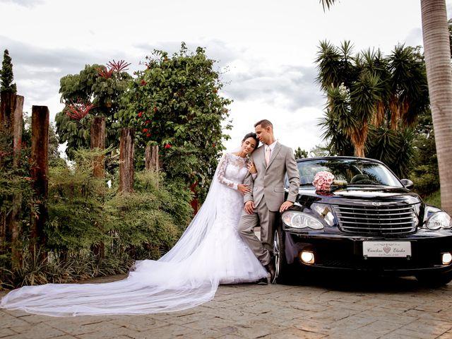 O casamento de Elieder e Carol em Nova Odessa, São Paulo 60