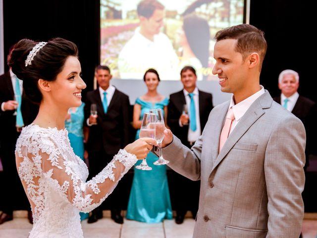 O casamento de Elieder e Carol em Nova Odessa, São Paulo 69