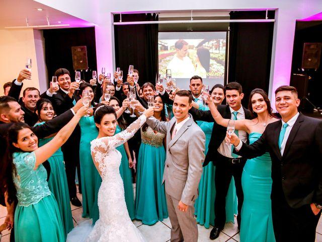 O casamento de Elieder e Carol em Nova Odessa, São Paulo 71