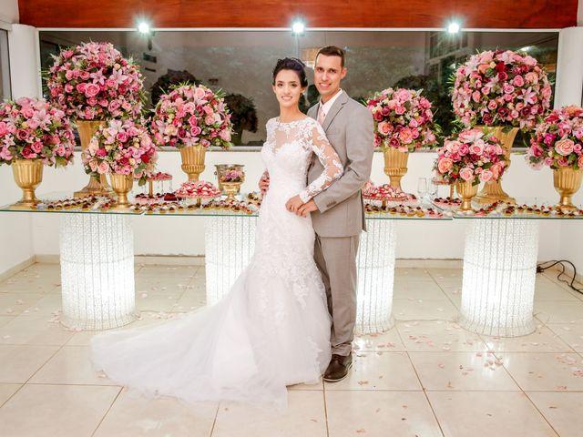 O casamento de Elieder e Carol em Nova Odessa, São Paulo 73