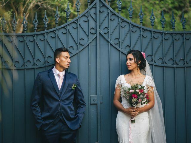O casamento de Amanda e Johnny