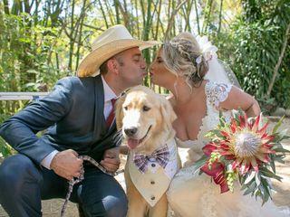 O casamento de Janaína  e Fabiano