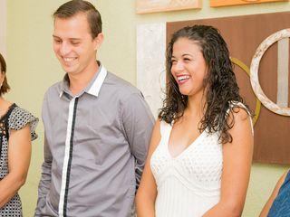 O casamento de Adrielle e Júnior 2