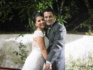O casamento de Stephanie e Renan 3
