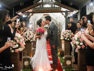 O casamento de Stephanie e Renan