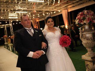 O casamento de Caroline e Thiago 2