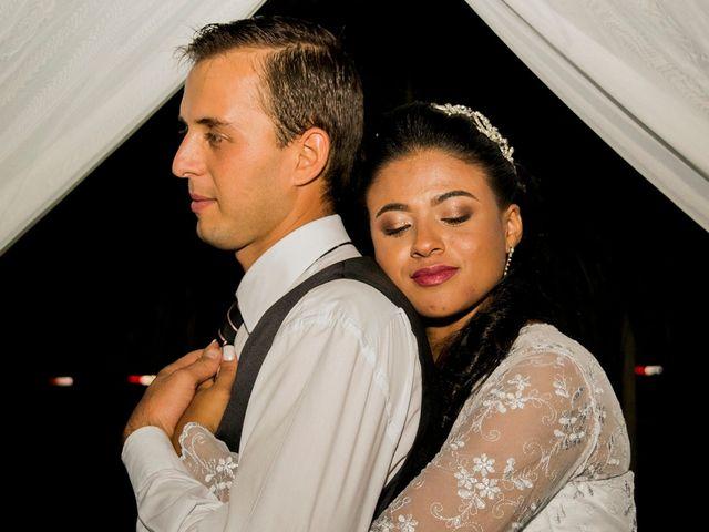 O casamento de Adrielle e Júnior