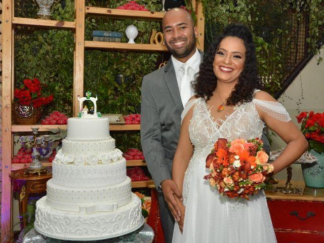 O casamento de Aline e Alexandre em Betim, Minas Gerais 13