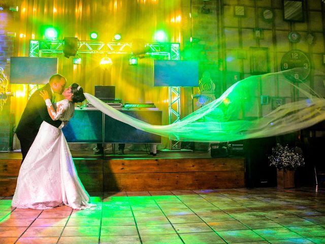 O casamento de Flávia e André