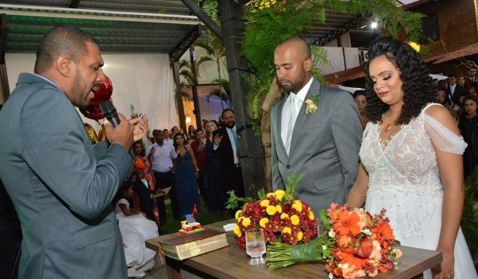 O casamento de Aline e Alexandre em Betim, Minas Gerais