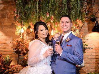 O casamento de Amanda e Paulo