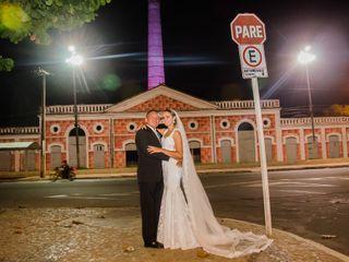 O casamento de MILENA ARIELLE e JOSE DA GUIA