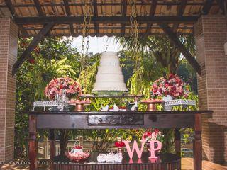 O casamento de Paloma  e Wagner 2