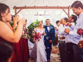 O casamento de Suzane e Eduardo