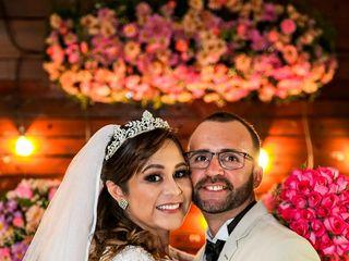 O casamento de Adriana  e Thiago  1