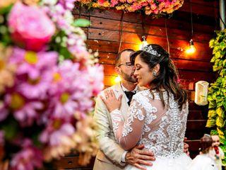 O casamento de Adriana  e Thiago