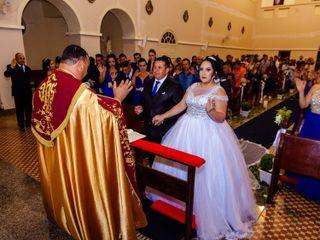 O casamento de Tatiane e Vilmar 2
