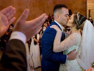 O casamento de Monize e Rafael