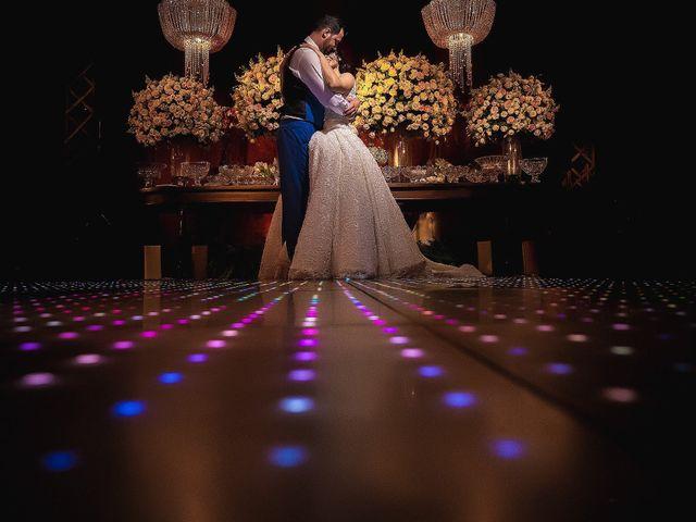 O casamento de Ellen e Guilherme
