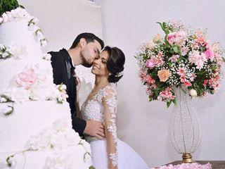 O casamento de Rebeca e Paulo Henrique