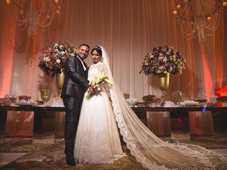 O casamento de Gabriella e Thales